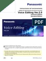 Voice Editing v 2