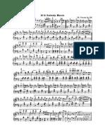 Radetzky March Piano Score