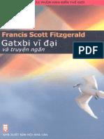 Gatxbi Vĩ Đại Và Truyện Ngắn