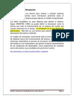 1.1.1. Definiciones e Importancia de La Simulación en La Ingeniería