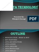 THE JXTA TECHNOLOGY