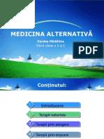 Medicina Alternativă