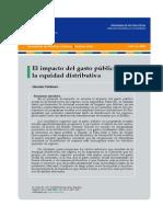 Feldman (2009) - El impacto del gasto público social en la equidad distributiva