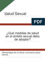 Salud Sexual Para Pacientes Con VIH