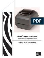 GX420430t QS Spanish