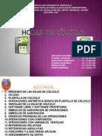 HOJAS DE CALCULO.pptx