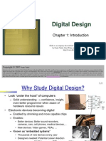 Digital Design- Introduction