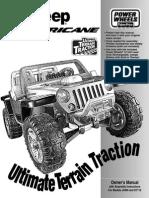 Jeep H manual