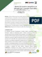 Ahorro Energético Empleando Gasy E-renovable (1)