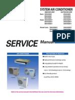 Samsung CAC (Slim Duct) Service Manual