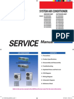 Samsung CAC 2011 (Slim Duct) Service Manual