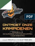 ES14 Kandidaten Brochure WEB