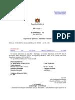HGM368 Statutul Consular