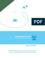 Cetesb RelatórioAr 2011 Web