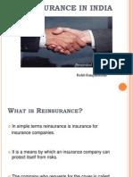 reinsurance ppt