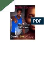 Game Set Love eBook excerpt