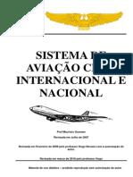 Apostila Sistema de Aviação Civil