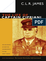The Life of Captain Cipriani by C. L. R. James Intro