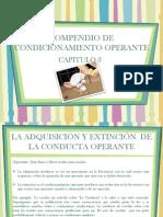 Compendio de Condicionamiento Operante_cap 3