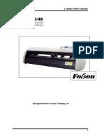 Foison Cutter User Manual