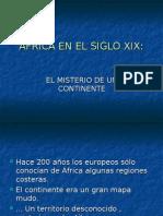 Africa en El Siglo Xix