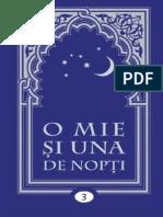 O Mie Si Una de Nopti - Vol 03