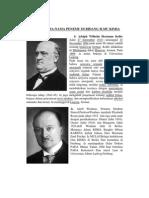 Daftar Nama Penemu Kimia