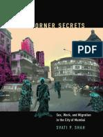 Street Corner Secrets by Svati Shah