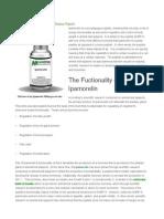 The Fuctionality of Ipamorelin