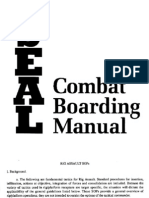 US Navy SEAL Combat Boarding Manual
