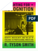 Fighting for Recognition by R. Tyson Smith