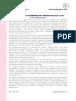 Lectura. Tareas Del Psicologo en Promocion y Prevencion de La Salud Esteban Carrasco Alvarez