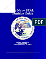US Navy SEAL Nutrition Guide
