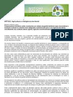 Agricultura e Inteligência Territorial
