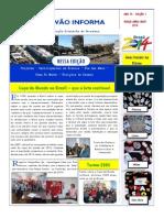 Informativo Março, Abril e Maio/2014