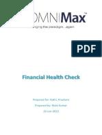 Sample FHC Report
