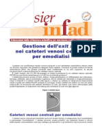 Gestione Exitsite Cvc Per Emodialisi