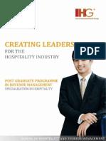 PGPRM Prospectus 2014
