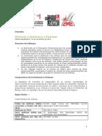 Víctimas y Asistencia a Víctimas - en Colombia