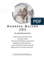 Harness Racing 101