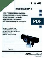 Reductor de Alta Presion Mediline