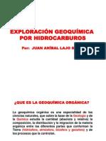 Exploración Geoquímica Por Hidrocarburos