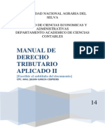 Manual de Do Trib. Aplicado II -2013
