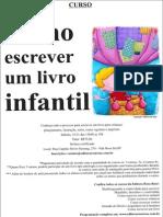 Cartaz a4 Livro Infantil