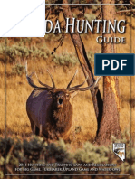 2014 Nevada Hunting Guide