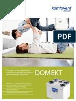 DOMEKT Bukletas en 2013
