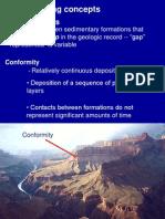 Geology 101 x Class 12 Spring 2014