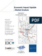 Streetcar Economic Impact Update Exec Summary June 2014