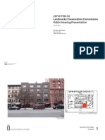 207 W 79th Street LPC Submission