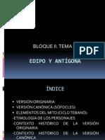Tema 9 Edipo y Antigona I